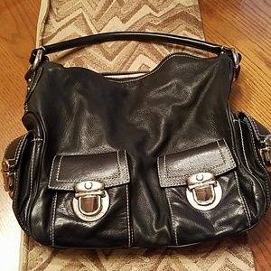 Marc Jacobs Black Blake Hobo
